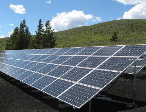 Investment In Renewables at Record High