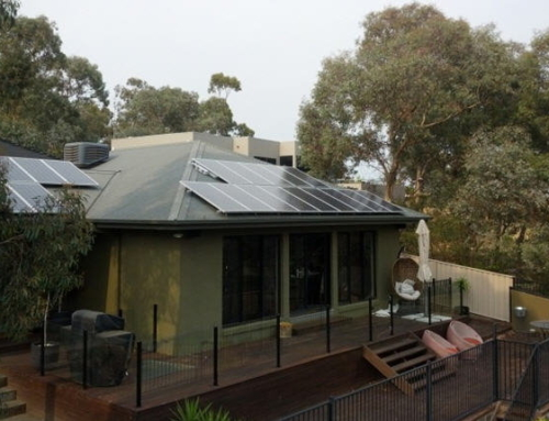 'Green' features increasing the value of homes