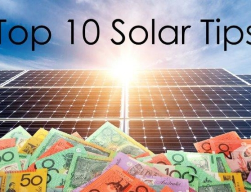Top 10 Solar Tips to Save You More Money!