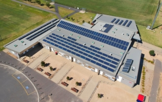 bendigo council solar installation