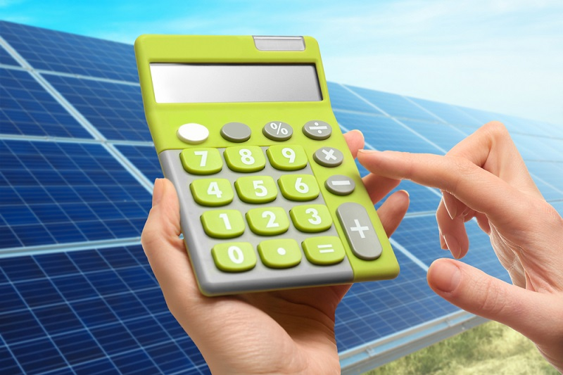 Green loan for solar